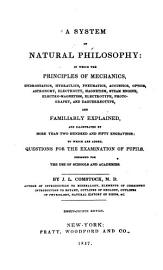 A System of Natural Philosophy PDF