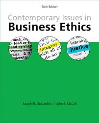 Contemporary Issues In Business Ethics Book PDF