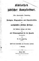 Bibliothek j  discher Kanzelredner PDF