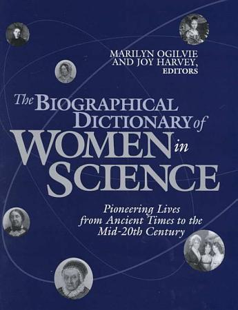 The Biographical Dictionary of Women in Science  L Z PDF
