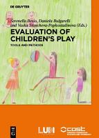 Evaluation of Childrens  Play PDF