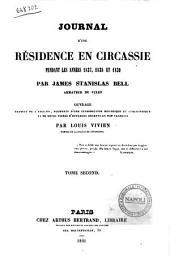 Journal D'Une Residence en Circassie