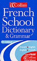 Collins French school dictionary   grammar PDF