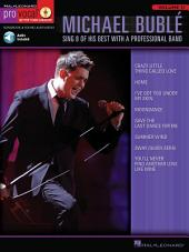 Michael Buble (Songbook): Pro Vocal Men's Edition, Volume 27