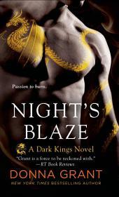 Night's Blaze: A Dragon Romance