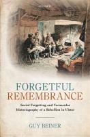 Forgetful Remembrance PDF