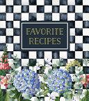 Small Recipe Binder   Favorite Recipes  Hydrangea