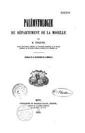 Paléontologie du département de la Moselle