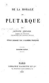 De la morale de Plutarque