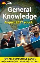 General Knowledge August 2017 eBook