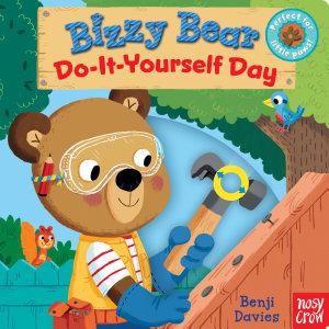 Bizzy Bear  Do It Yourself Day