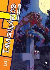Imaginários em Quadrinhos - volume 3