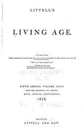 Littell's Living Age: Volume 138