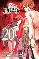 A Certain Magical Index, Vol. 20 (manga)