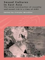 Sexual Cultures in East Asia PDF