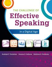 The Challenge of Effective Speaking in a Digital Age: Edition 16