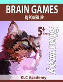 BRAIN GAMES IQ POWER-UP FOR KIDS (5+ Years)