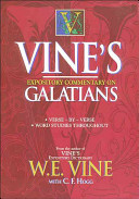 Vine S Expository Commentary On Galatians