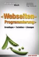 Webseitenprogrammierung PDF