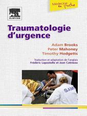 Traumatologie d'urgence