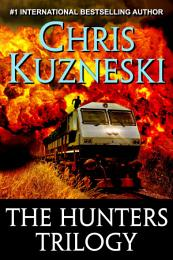 The Hunters: Books 1-3