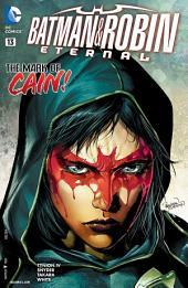 Batman & Robin Eternal (2015-) #13