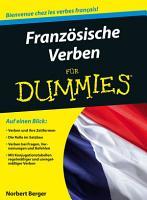 Franz  sische Verben f  r Dummies PDF