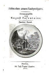 Leben eines armen Landpredigers. - Berlin, Sander 1800-01