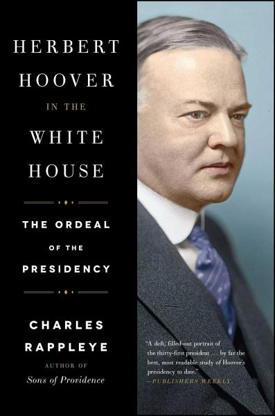 Download Herbert Hoover in the White House Book