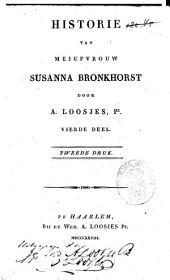 Historie van mejuffrouw Susanna Bronkhorst: Volume 4