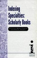 Indexing Specialties