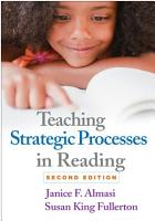 Teaching Strategic Processes in Reading  Second Edition PDF