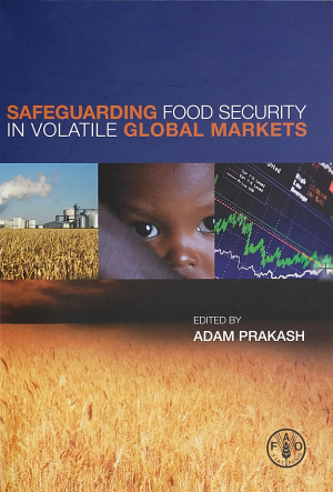 Safeguarding Food Security in Volatile Global Markets