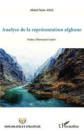 Analyse de la représentation afghane