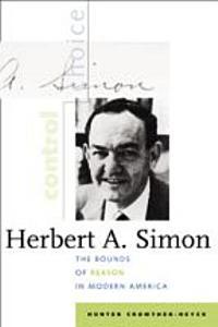 Herbert A  Simon PDF