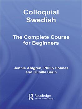 Colloquial Swedish  eBook And MP3 Pack  PDF