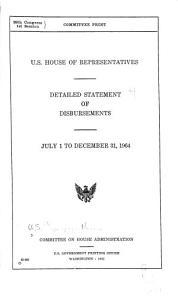 Detailed Statement of Disbursements PDF