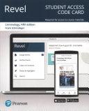 Criminology Revel Access Card PDF