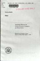 Taxation  Ships PDF