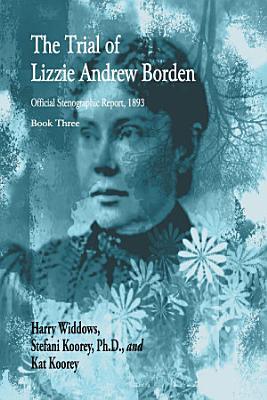The Trial of Lizzie Andrew Borden PDF