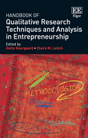 Handbook of Qualitative Research Techniques and Analysis in Entrepreneurship PDF