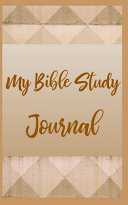 My Bible Study Journal Book PDF