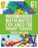 Student Workbook Mathematics Explained for Primary Teachers PDF