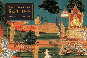 The Life of the Buddha Book