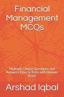 Financial Management MCQs PDF