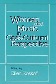 Women And Music In Cross Cultural Perspective