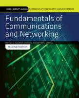 Fundamentals of Communications and Networking PDF