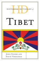 Historical Dictionary of Tibet PDF