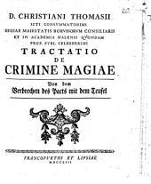 De crimine magiae