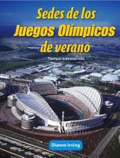 Sedes de los Juegos Olímpicos de verano (Hosting the Olympic Summer Games): Tiempo transcurrido (Elapsed Time)
